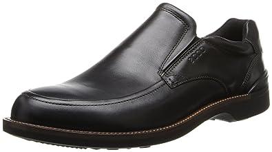d081ec5891 ECCO Mens Fenn Slip On Fenn Slip on Black Size: 6-6.5 M US