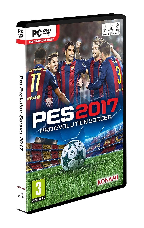 pro evolution soccer 2017 multil pc 2016 dvd box ohne anleit mit steam key ebay. Black Bedroom Furniture Sets. Home Design Ideas