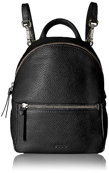 Ecco Sp 3 Backpack 13inch, Sacs à dos femme, (Black), 33x40x30 cm (B x H T)