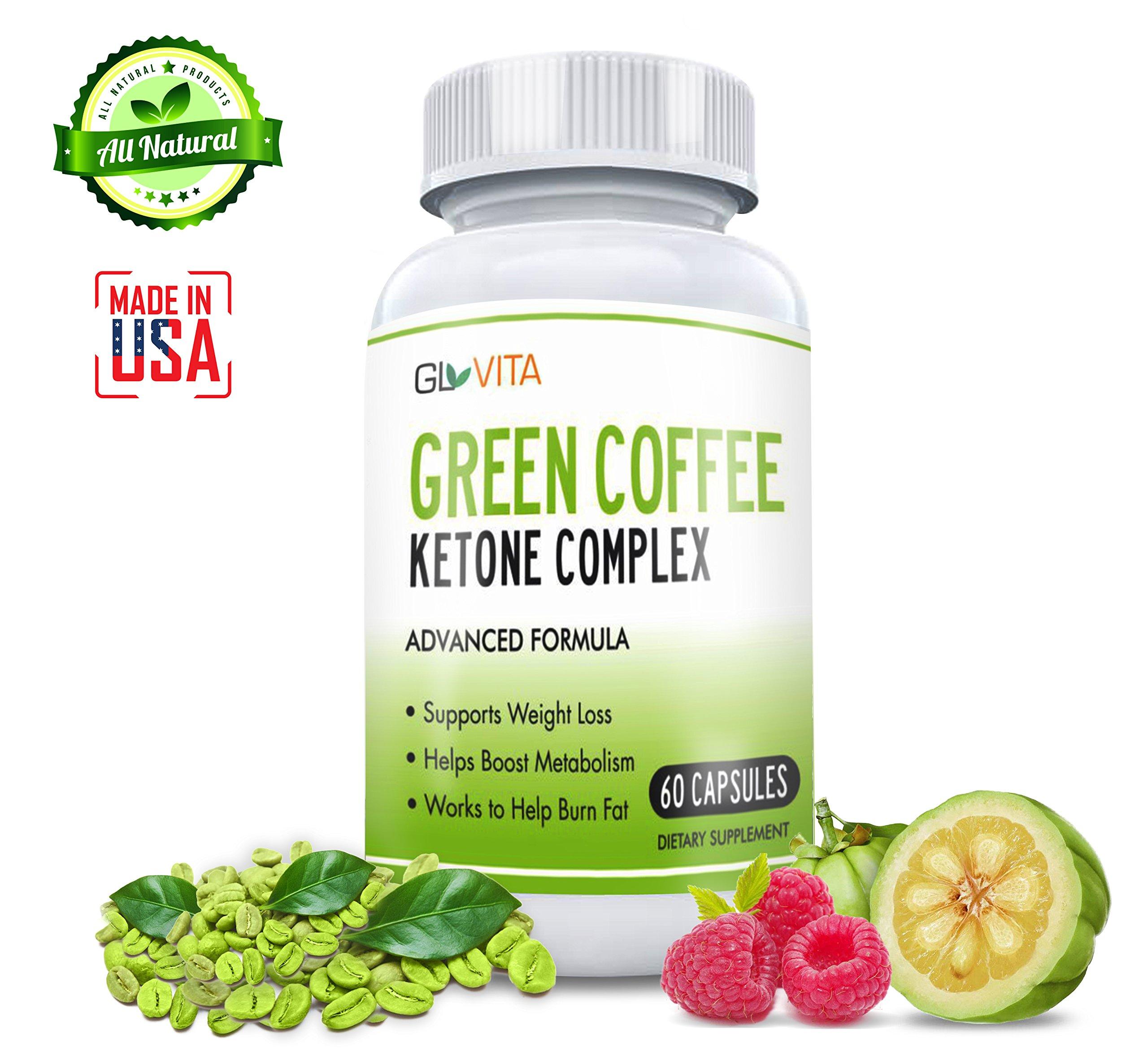 Green Coffee Ketone Complex (60 ct)