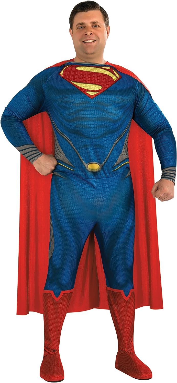 Disfraz Superman Man of Steel? clásico hombre talla grande - XXL ...
