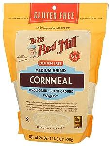 Bob's Red Mill, Cornmeal Gluten Free, 24 Ounce