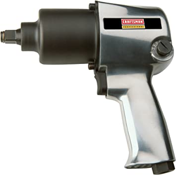 Craftsman 9-19983 Impact 1//2-Inch Impact Wrench Builders World Wholesale Distribution