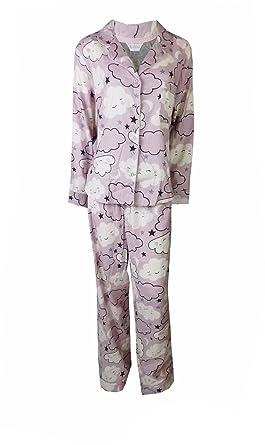 228751ed56 Marks and Spencer Ladies Ex M S Brushed Cotton Pyjamas PJS Loungewear (20