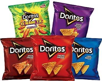 40-Pk. Doritos Flavored Tortilla Chip Variety Pack