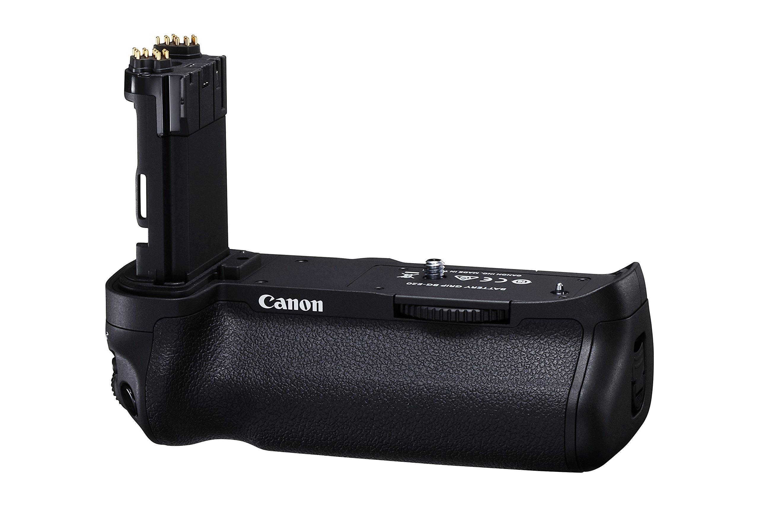 Canon Battery Grip BG-E20 for the Canon 5D Mark IV Digital SLR Camera by Canon
