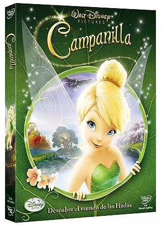 Campanilla [DVD]: Amazon.es: Personajes Animados, Bradley Raymond ...