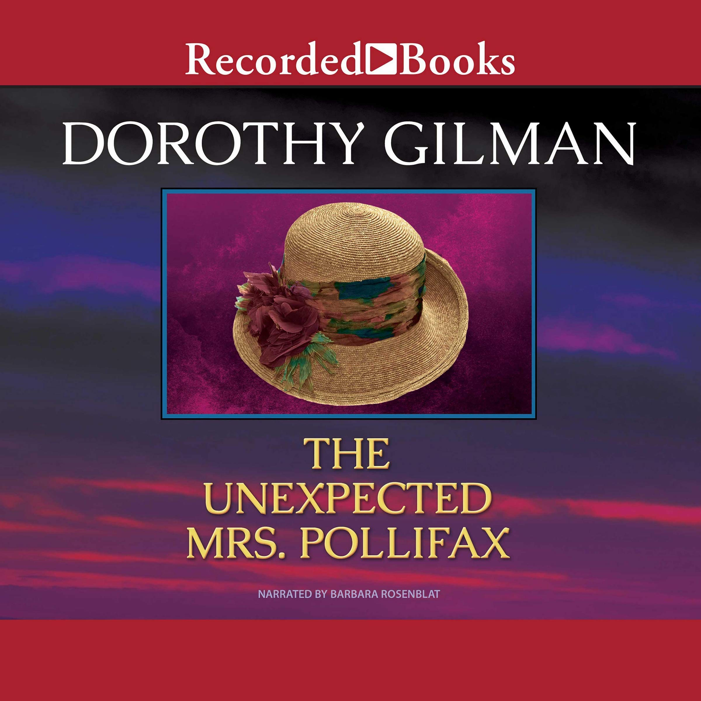The Unexpected Mrs Pollifax The Mrs Pollifax Series Dorothy Gilman 9781664429222 Amazon Com Books
