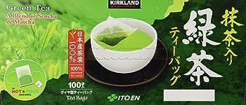 Kirkland Signature Ito En Matcha Tea