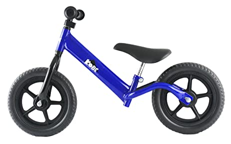 Kobe Metal Blue Balance Bike Sports Outdoors