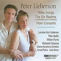 The Music of Peter Lieberson, Vol. 1