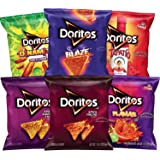 Doritos Hot & Spicy Mix Variety Pack, 40 Count