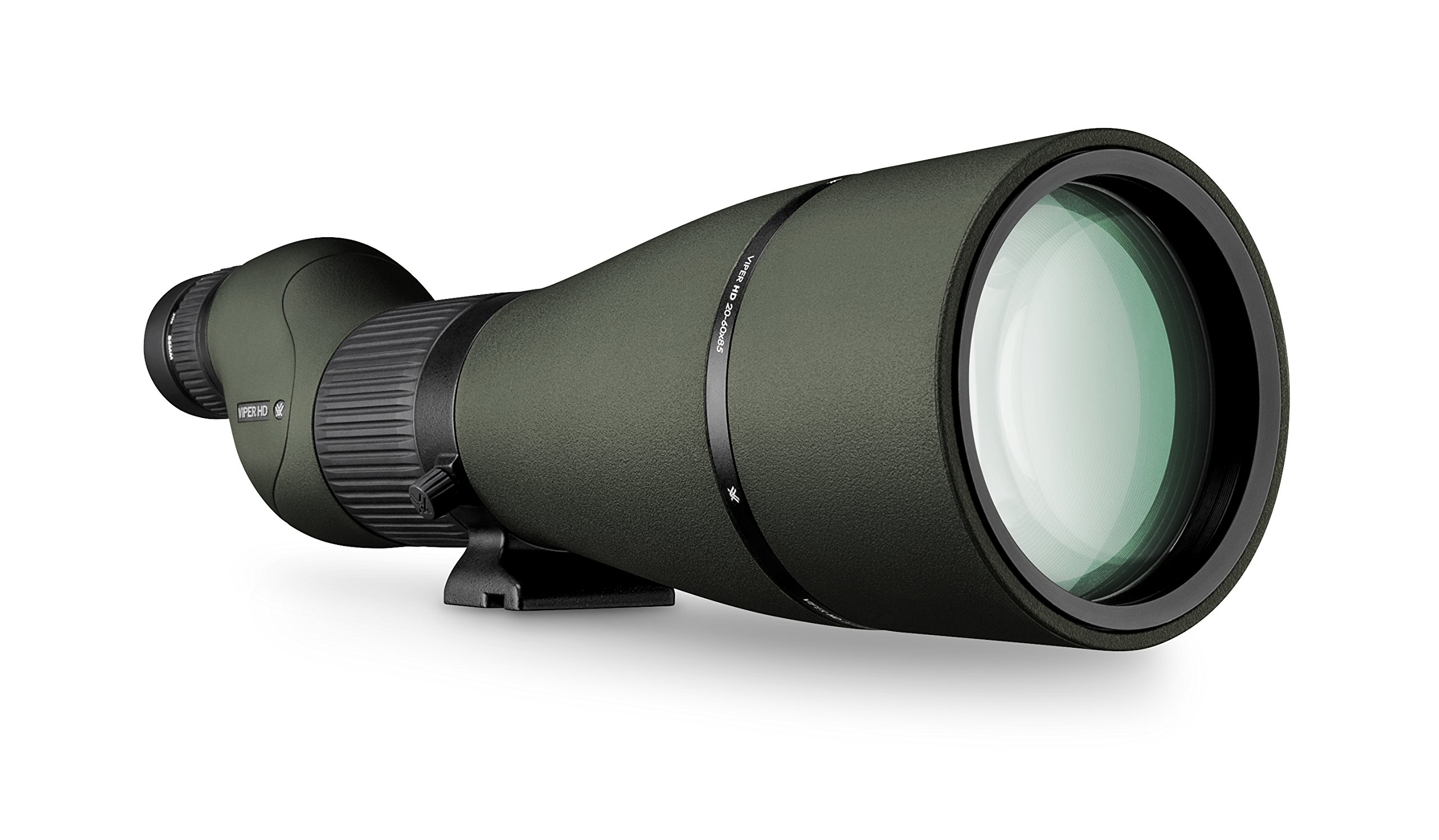Vortex Optics Viper HD 2018 Spotting Scope 20-60x85 Straight