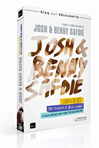 Josh & Benny Safdie Collection - 3-DVD Box Set ( The Pleasure of Being Robbed / Lenny and the Kids (Go Get Some Rosemary) / We're Going to the Zoo / The [ NON-USA FORMAT, PAL, Reg.2 Import - France ]