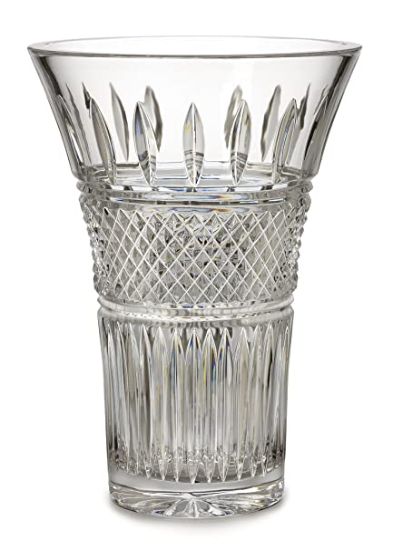 Amazon Waterford Irish Lace 10 Inch Vase Home Kitchen
