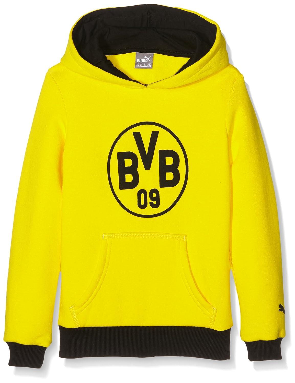 Puma Kinder Pullover BVB Badge Hoody Mantel