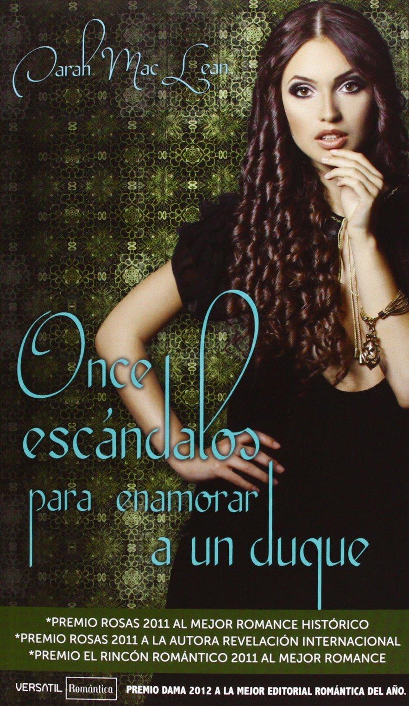 Love by Numbers: Once Escándalos Para Enamorar A Un Duque: 3 Romantica Historica: Amazon.es: Sarah MacLean: Libros