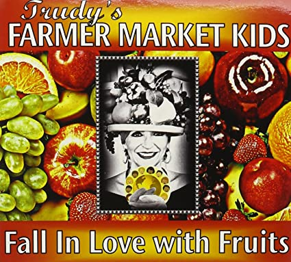 Buy Trudys Farmer Market Kids Fall in Love With Fruits