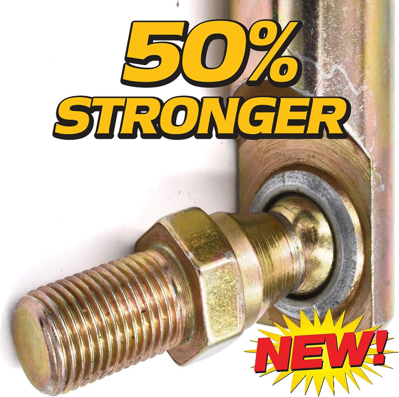 HD Switch LH//RH Steering Draglink Drag Link Tie Rod Replacement for John Deere L100 L105 L107 L108 L110 L111 L118 L120 L130 G110 GY20491 GY20492
