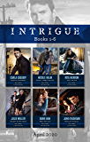 Intrigue Box Set 1-6 April 2020/48 Hour Lockdown/Covert Complication/Left to Die/Target on Her Back/What She Did/Hostile Pursui (Tactical Crime Division Book 1)