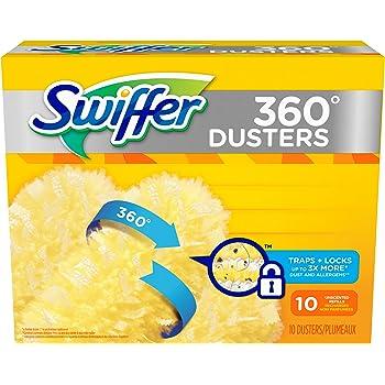 Amazon Com Swiffer 360 Duster Refills 10 Ct Old Version