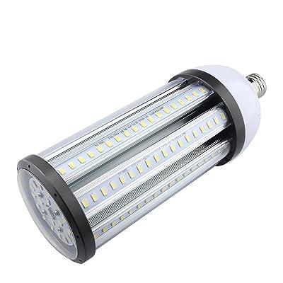 1x 54W LED Oliver Maïs Lumière Bulb-e26/E27/E39/E40baïonnette 110lm/W 2700–6500K, durée de vie 35000hrs, Smd5630162pcs Epistar, pour Street Lampadaire d'&eacut