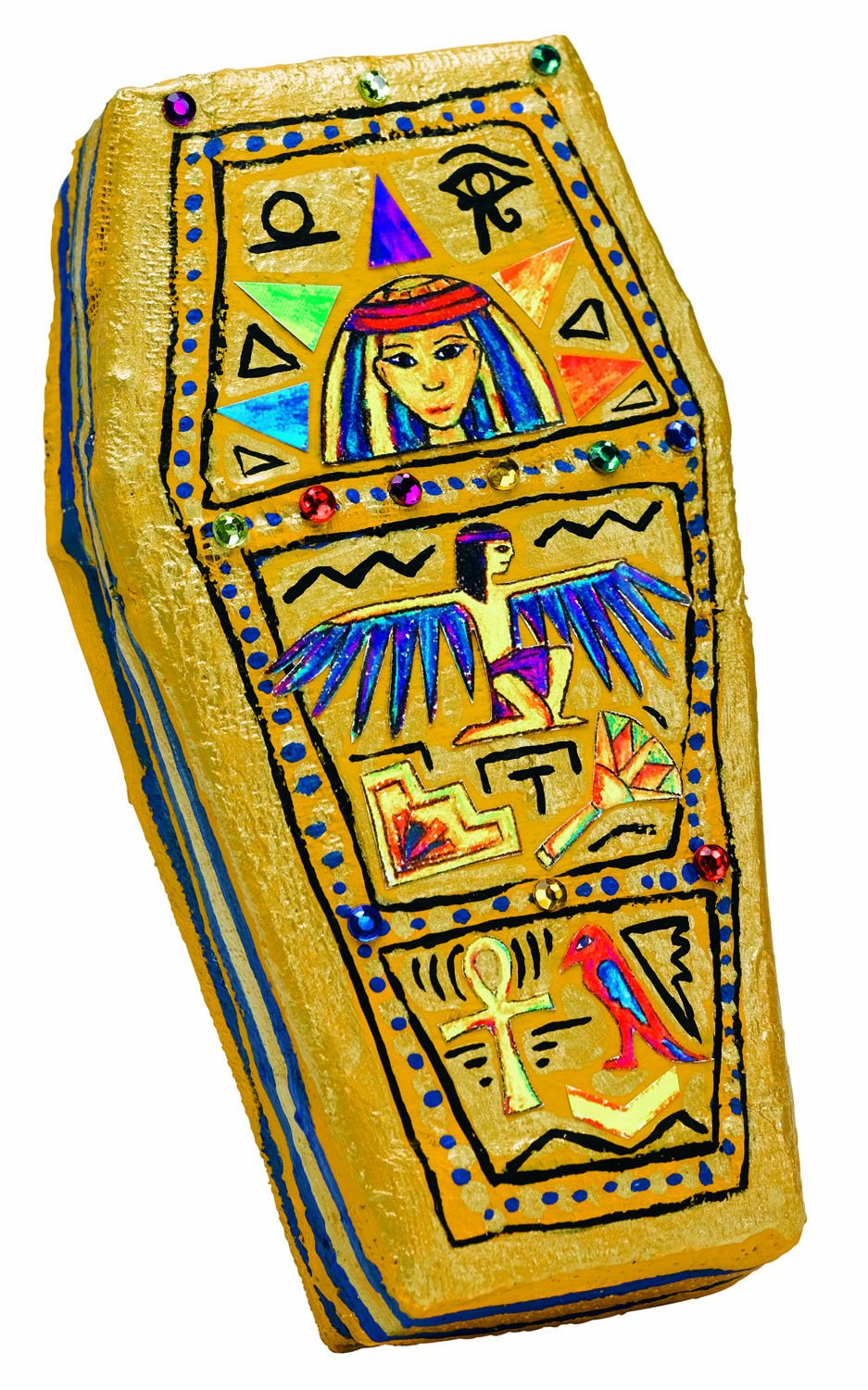 egypt projects Here's our collection of fun, original craft ideas for children to accompany your ancient egypt exploration at home or at school you should find something for all.