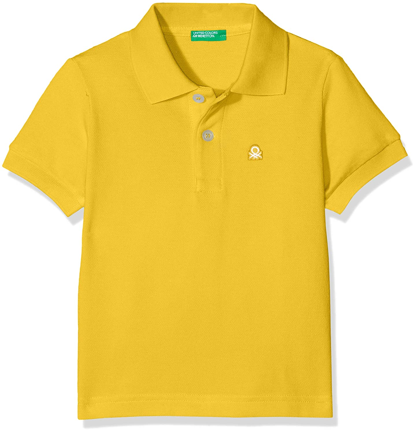 United Colors of Benetton H/S Polo Shirt, Bambino 3089C3303
