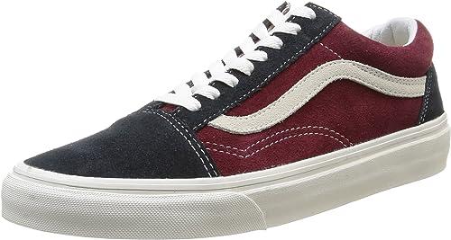 Vans U Old Skool, Chaussures Basses Mixte Adulte: