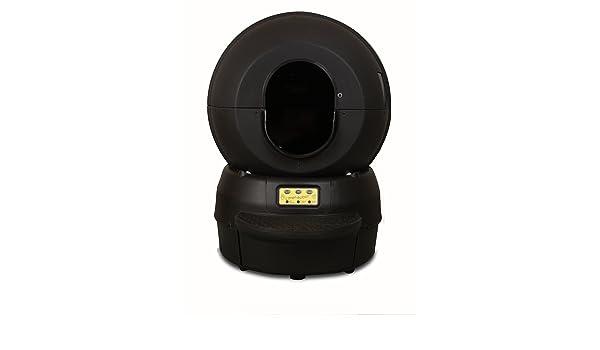 Amazon.com: ARENERO AUTOMATICO para GATOS LITTER ROBOT color Black: Health & Personal Care