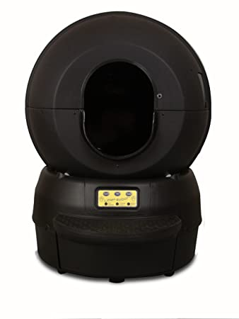 ARENERO AUTOMATICO para GATOS LITTER ROBOT color Black