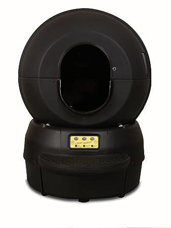 ARENERO AUTOMATICO para GATOS LITTER ROBOT color Black
