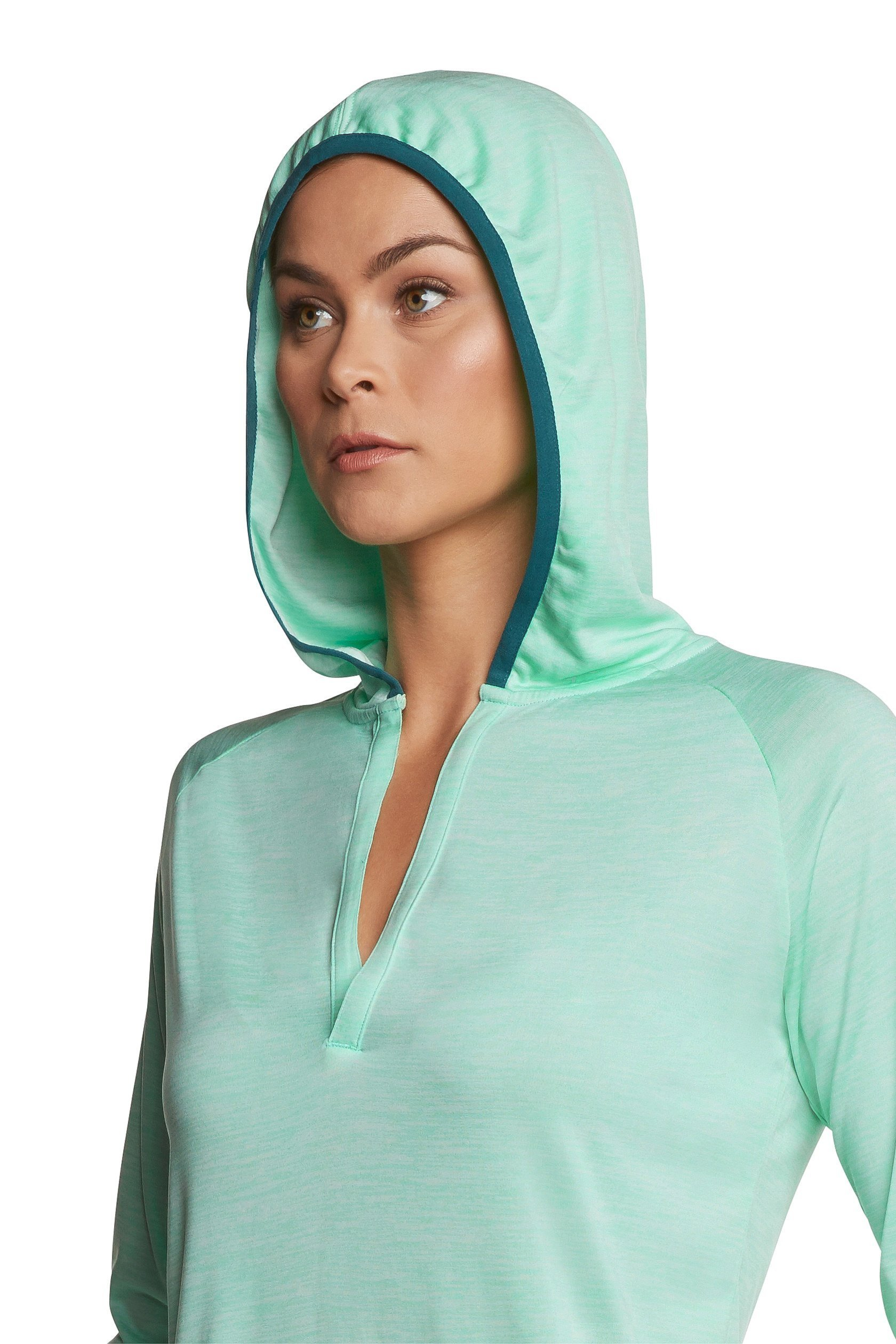 Jolt Gear Hoodies for Women - Pullover Hoodie Running Top - Light Weight Dry Fit Fabric - FREE TOWEL INCLUDED!