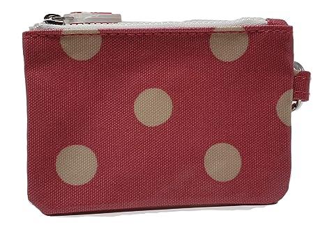 Cath Kidston Button Spot - Monedero de Bolsillo con ...