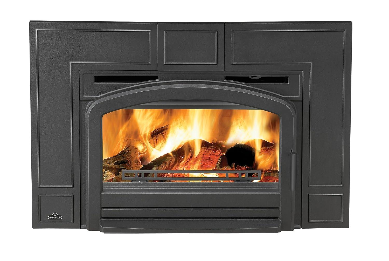 Amazon.com: Napoleon EPI3T Oakdale Cast Iron EPA Certified Wood ...