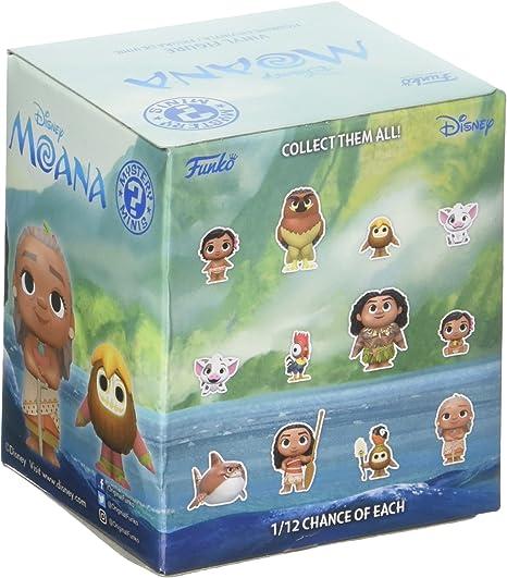 Figura Mystery Minis Disney Moana Vaiana: Amazon.es: Juguetes y juegos