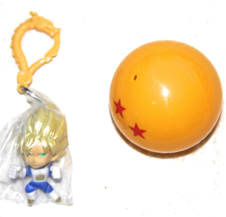 Amazon.com: Dragon Ball Z Backpack Hanger: Super Saiyan Vegeta #2: Toys U0026  Games