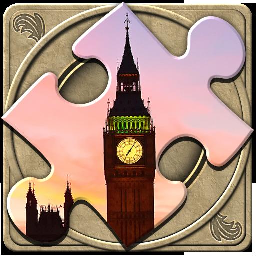 FlipPix Jigsaw - Great Britain ()