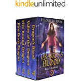 Rule 9 Academy Books 1-4 Box Set (The First Two Books are Free): Young Adult Fantasy Collection with Teeth
