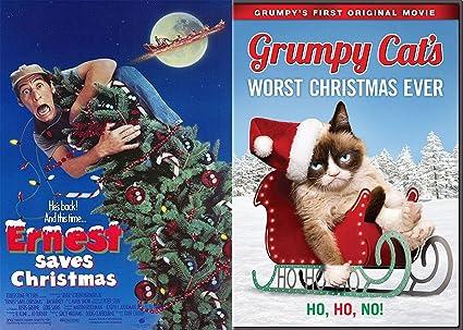Ernest Christmas.Amazon Com Santa S Bag Double Holiday Feature Ernest Saves