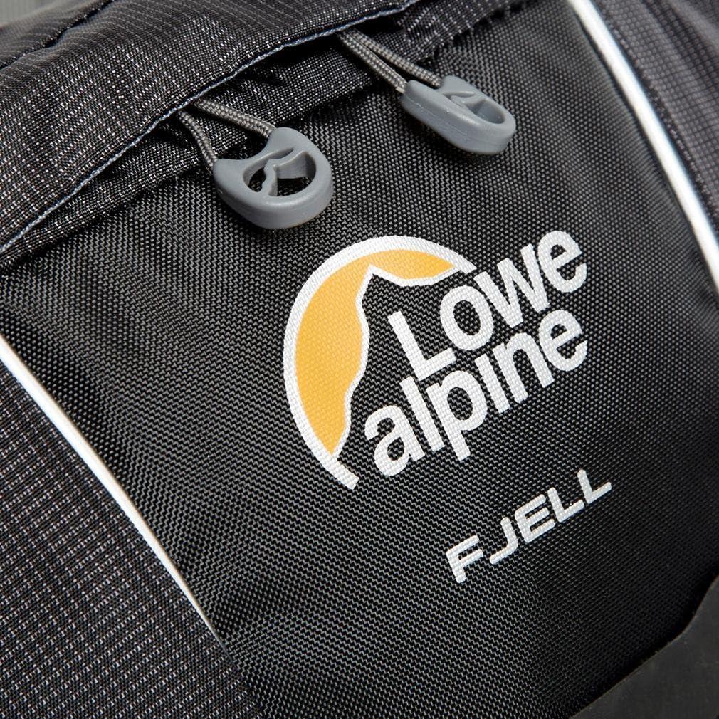 Lowe Alpine H/üfttasche Fjell Color Negro 3.5 litros Ri/ñonera de Senderismo Talla 28 x 16 x 8 cm