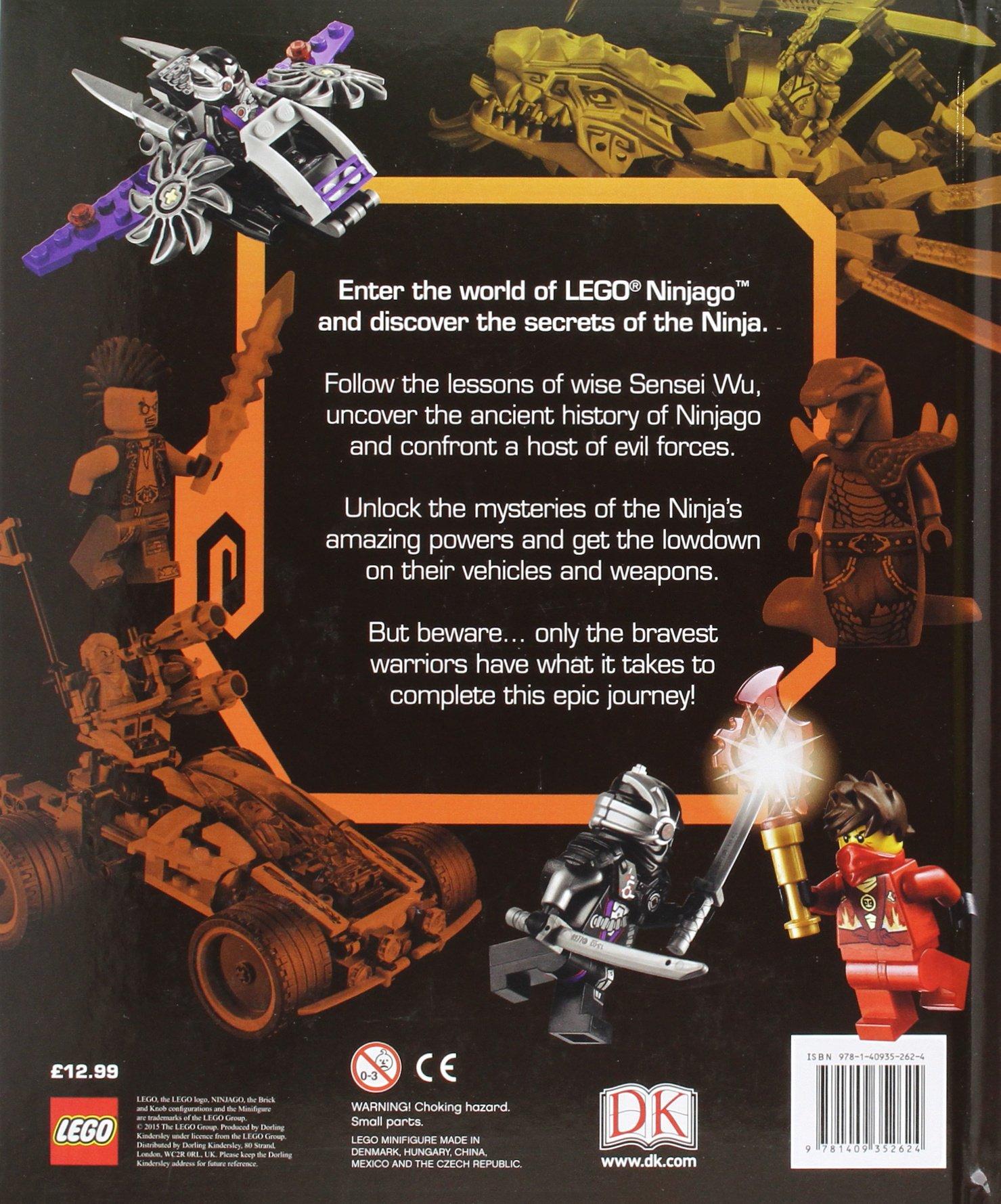 Ninjago. The Path Of The Ninja (Lego Ninjago): Amazon.es: Vv ...