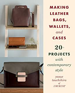 bde9c028972f Tanned Leather Hand-Made Bags  Ultimate Techniques  Yoko Ganaha ...
