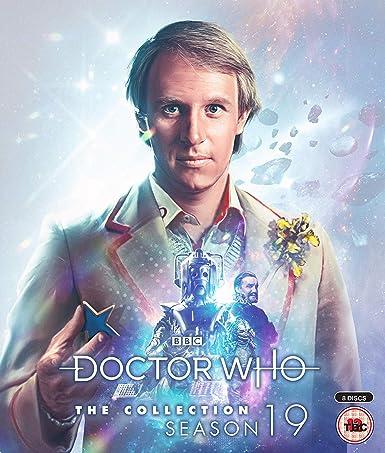 Doctor Who The Complete Season 19 Edizione: Regno Unito Italia Blu-ray: Amazon.es: Cine y Series TV