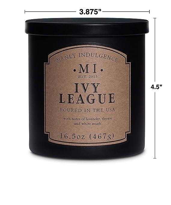 Amazon.com: Manly Indulgence Ivy League Scent – Vela (1 ...