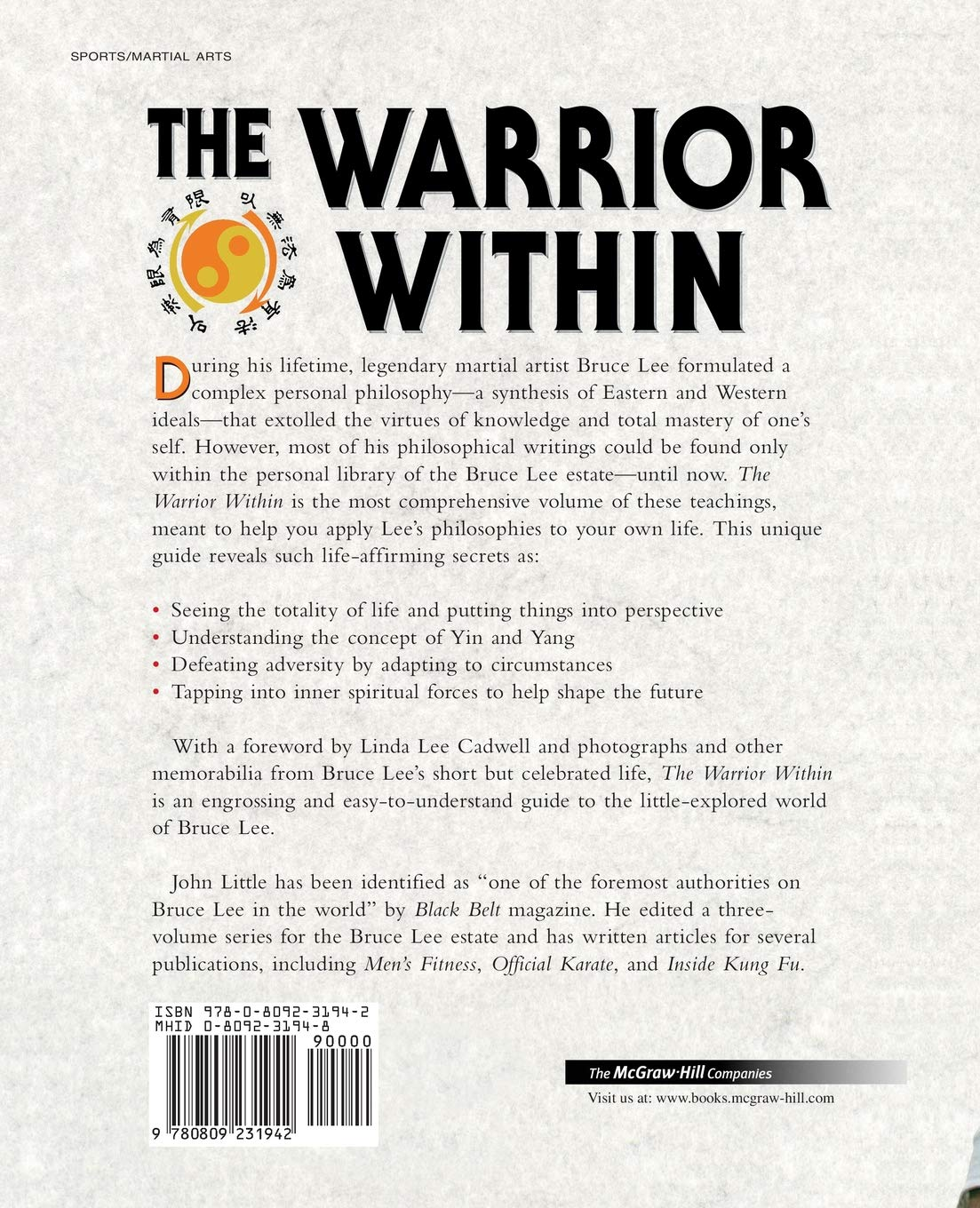 The Warrior Within Bruce Lee Pdf