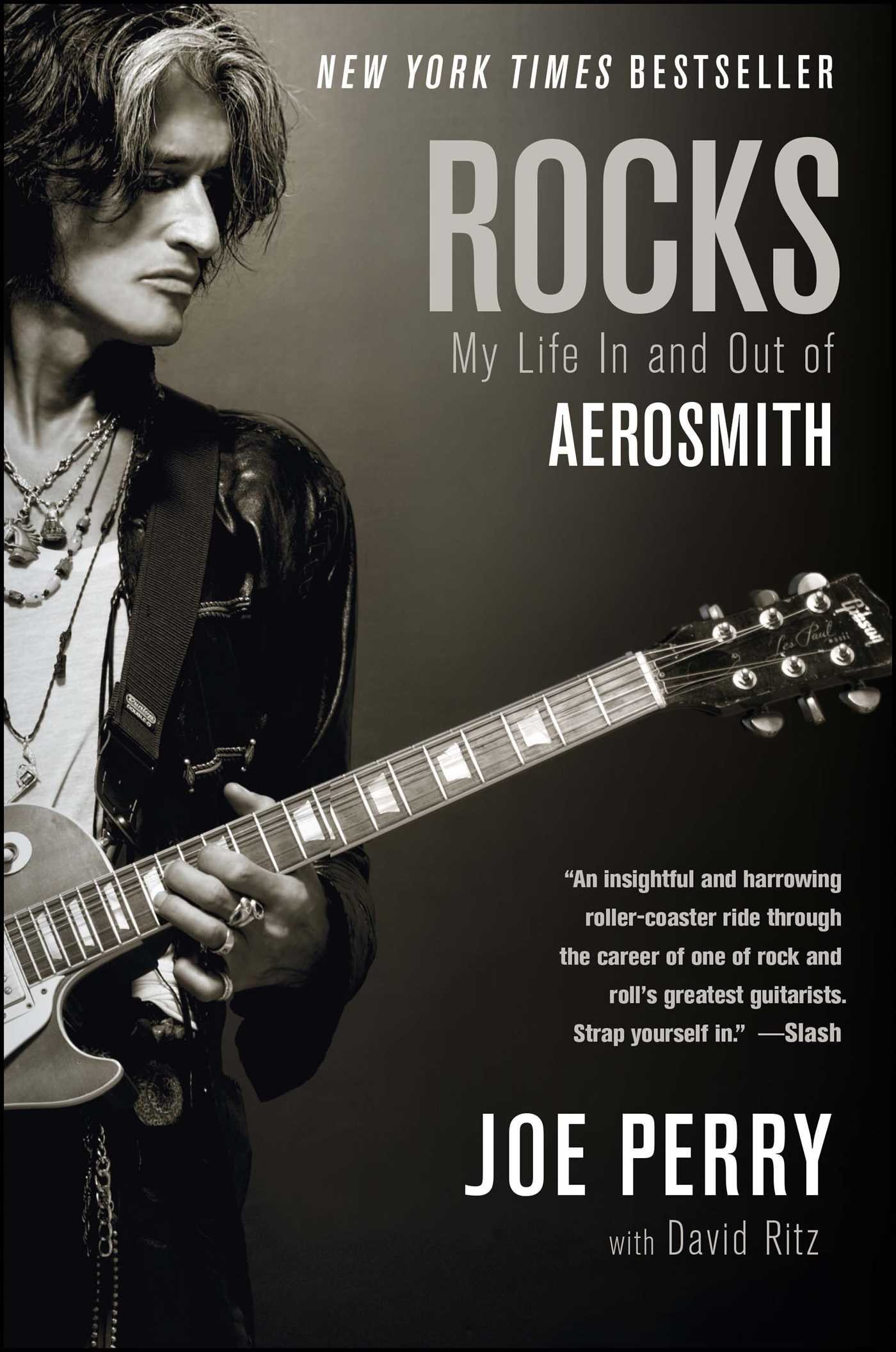 Rocks My Life In And Out Of Aerosmith Joe Perry David Ritz