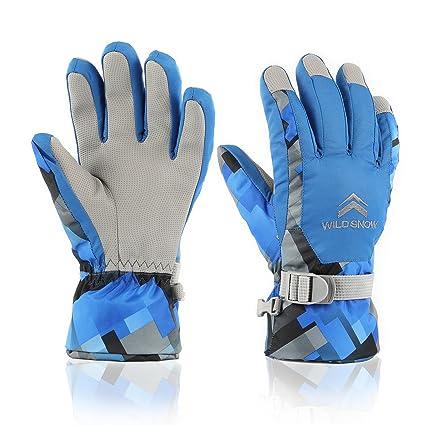 Amazon.com   DUZCLI Ski Gloves a0dfb7db3