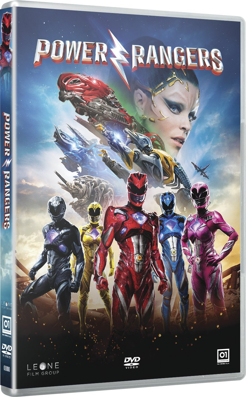 Power Rangers [Italia] [DVD]: Amazon.es: Dacre Montgomery, Naomi Scott, RJ Cyler, Becky G., Ludi Lin, Bryan Cranston, Elizabeth Banks, David Denman, ...