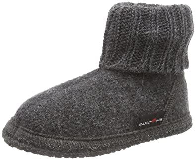32b73d107dc Haflinger Childrens Boiled Wool Slipper Boots (US Size 9.5 - Euro Size  26-6.25 quot
